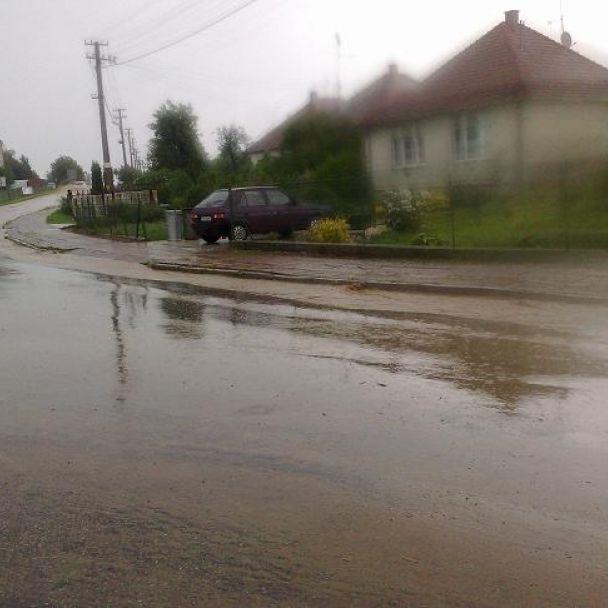 záplavy 13.5.2010