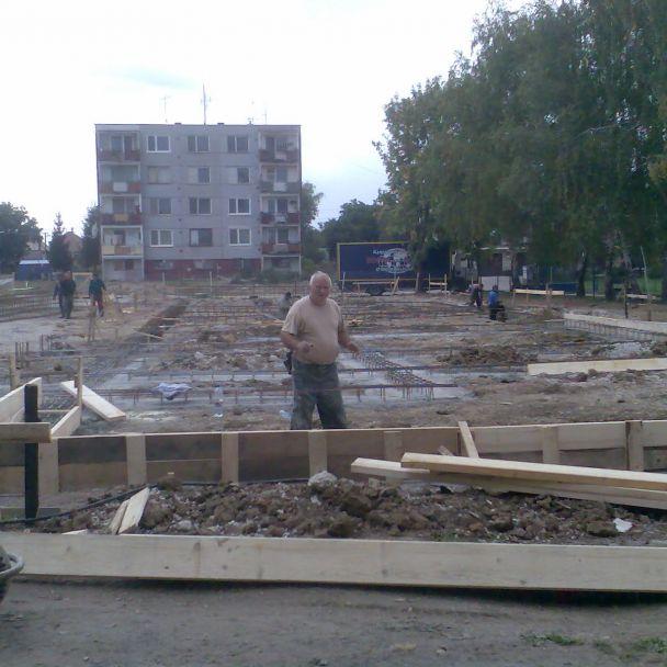 Výstavba 24 b.j.