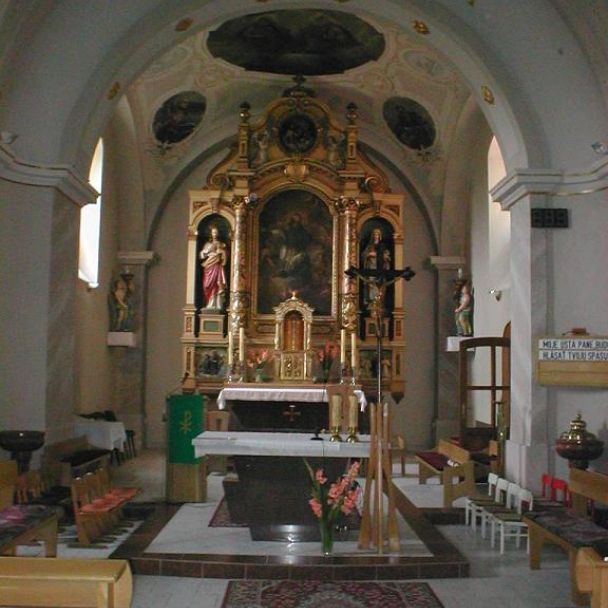 Rímsko-katolícky kostol Sv. Jána Nepomuckého