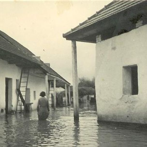 Záplavy z roku 1950