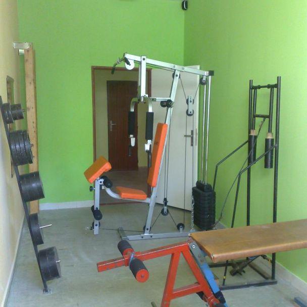 Obecné fitness centrum Veľké Ripňany