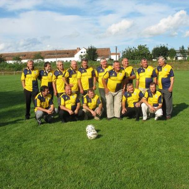 40 výročie futbal Behynce