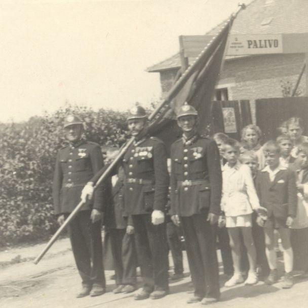 Historické fotky obce Veľké Ripňany